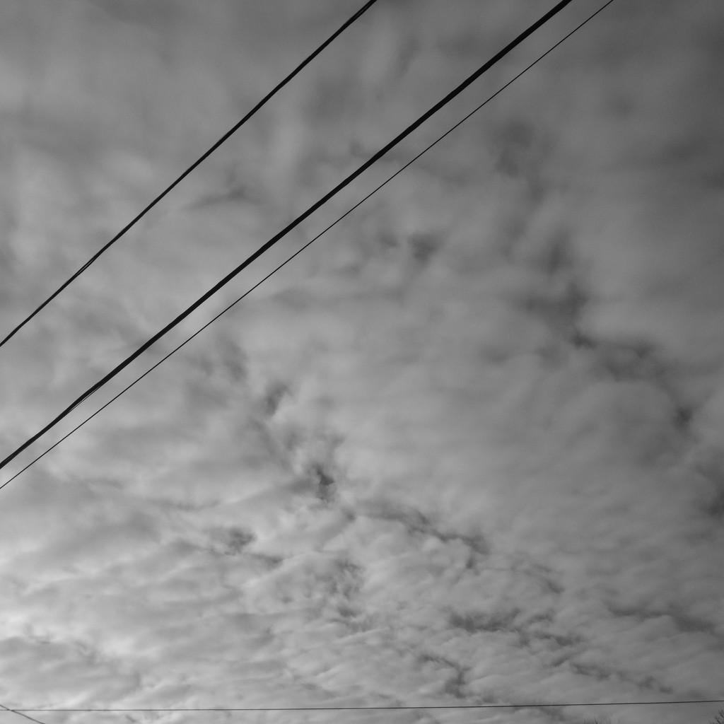 Wintry Sky by spanishliz