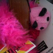 14th Mar 2021 - (Another) Pink Cat Toy