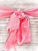 14th Mar 2021 - A Pink Ribbon