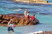 17th Mar 2021 - Family fun in the sea