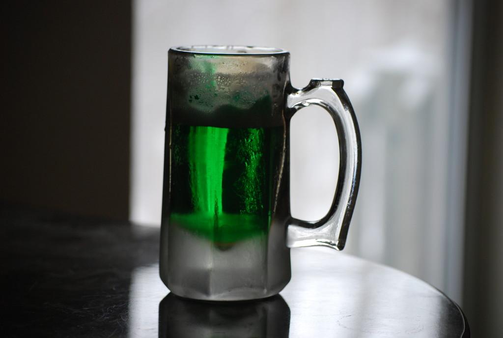 Green Beer, true delight by stillmoments33