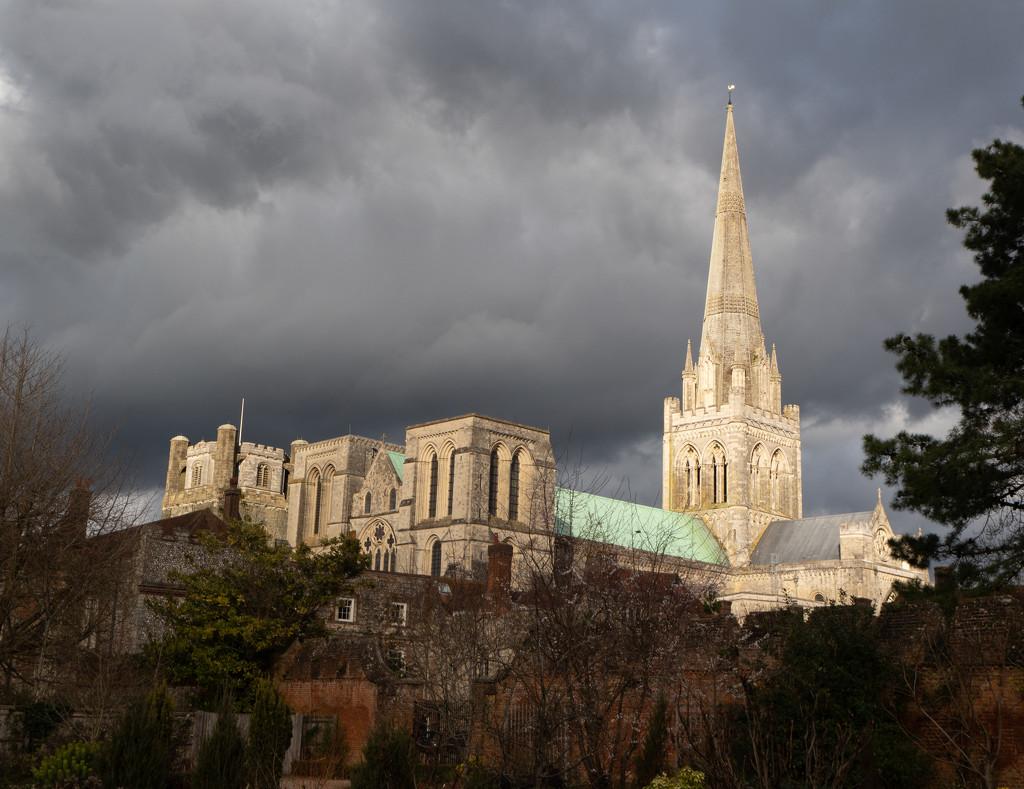 Chichester Cathedral by josiegilbert