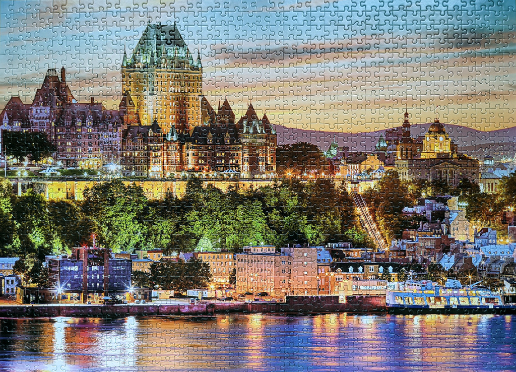 Le Vieux-Quebec by rhoing