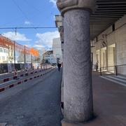 19th Mar 2021 - Half street / half museum.