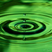 Drip drop - green by ingrid01