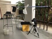 17th Mar 2021 - Droplet - set-up