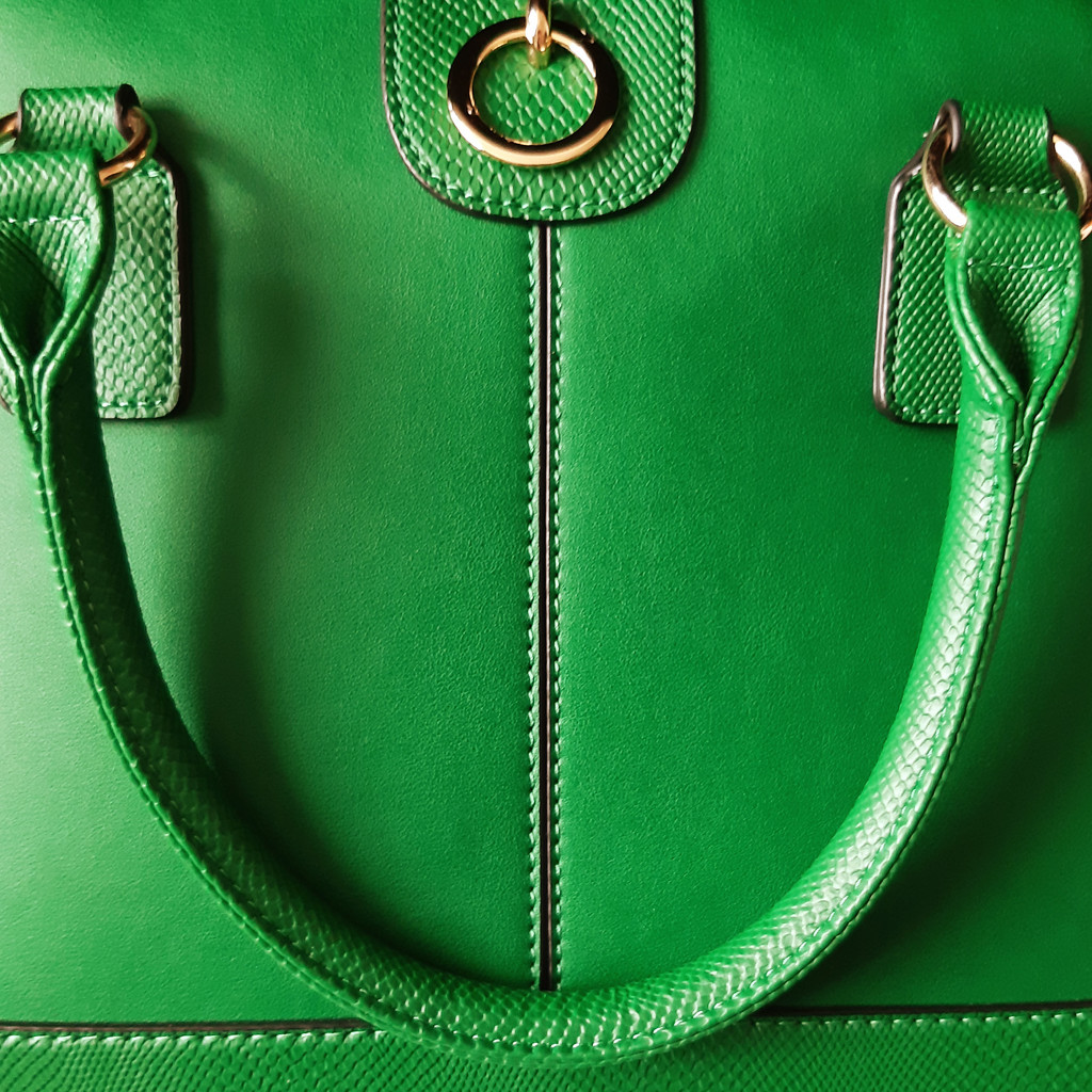 Green bag by m2016