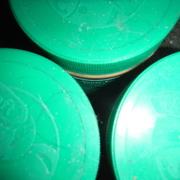 18th Mar 2021 - Green Lids