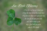 17th Mar 2021 - Irish Blessing for St. Patrick's Day