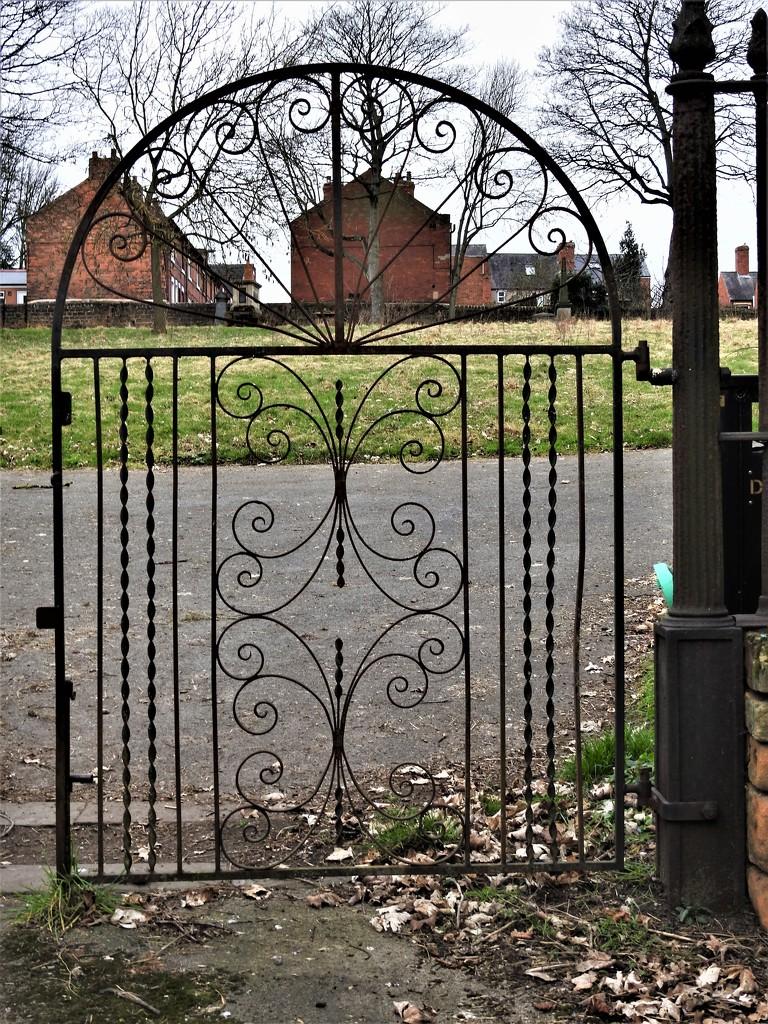 Gate by oldjosh