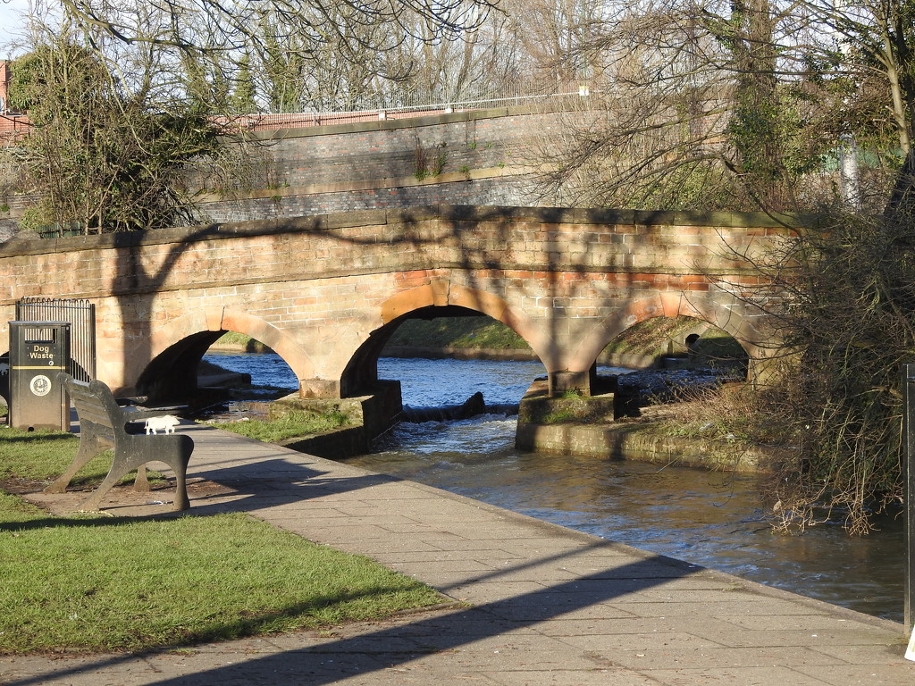 Bulwell Bridge by oldjosh