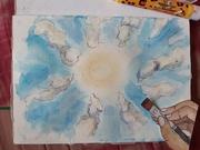 4th Mar 2021 - Paint my dreams!