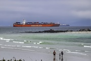 20th Mar 2021 - So many tankers in Table Bay