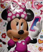 20th Mar 2021 - Purple on Minnie Mouse
