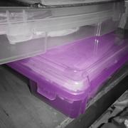 20th Mar 2021 - Purple Storage Box