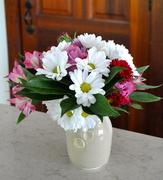 20th Mar 2021 - My birthday flowers..........