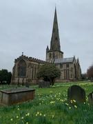 19th Mar 2021 - St Oswalds Church, Ashbourne