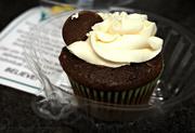 20th Mar 2021 - anniversary cupcake