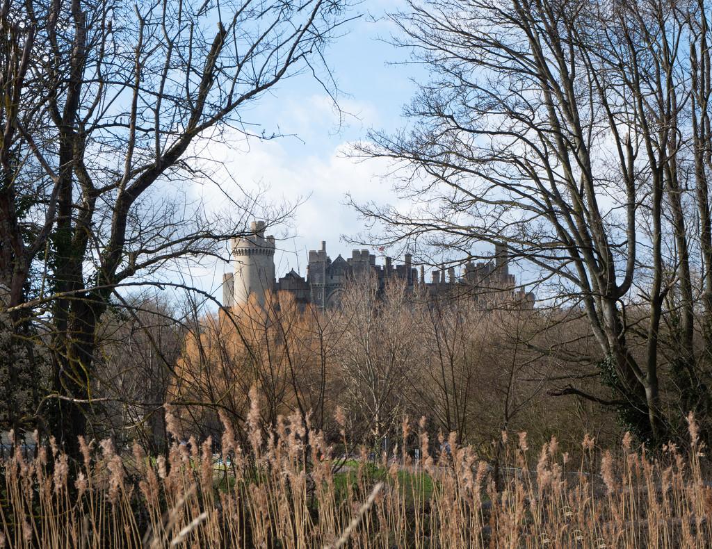 Arundel Castle by josiegilbert