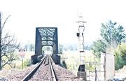 26th Aug 2019 - Railway Bridge at Paterson