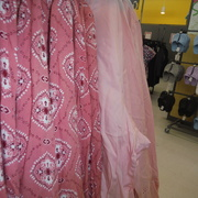 21st Mar 2021 - Pink Clothing Display