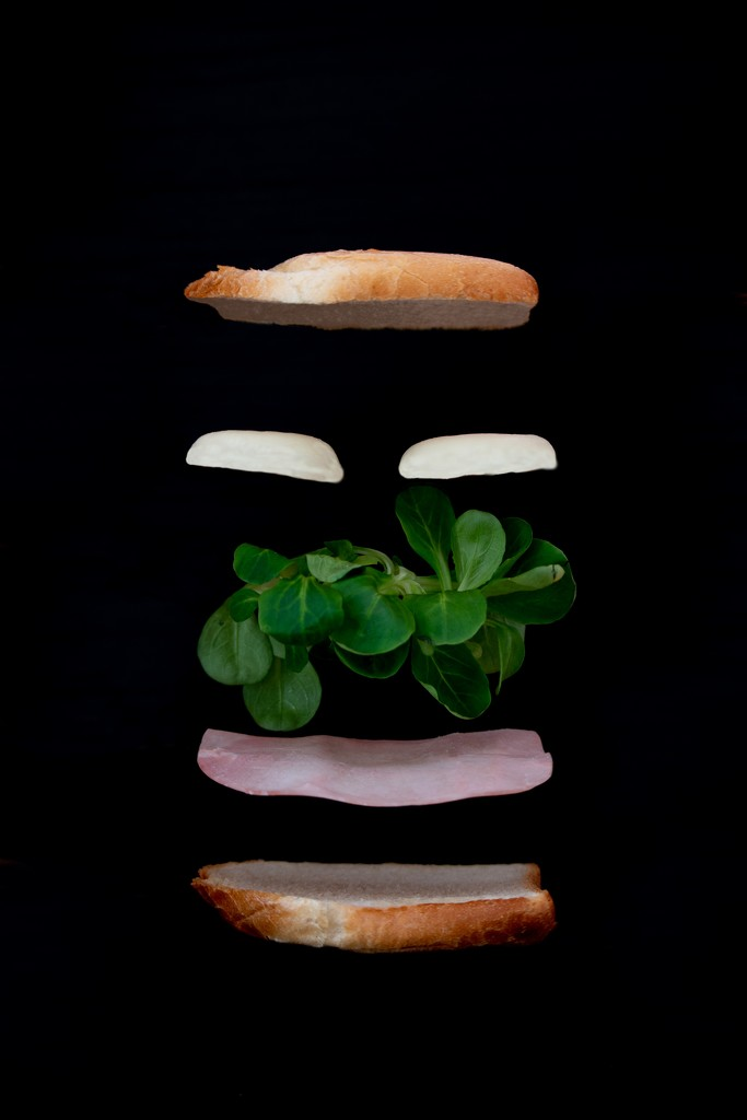 Floating food by frappa77