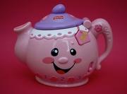21st Mar 2021 - Musical Teapot