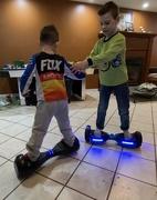 20th Mar 2021 - Hoverboard fun