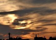 21st Mar 2021 - Moody Sunset