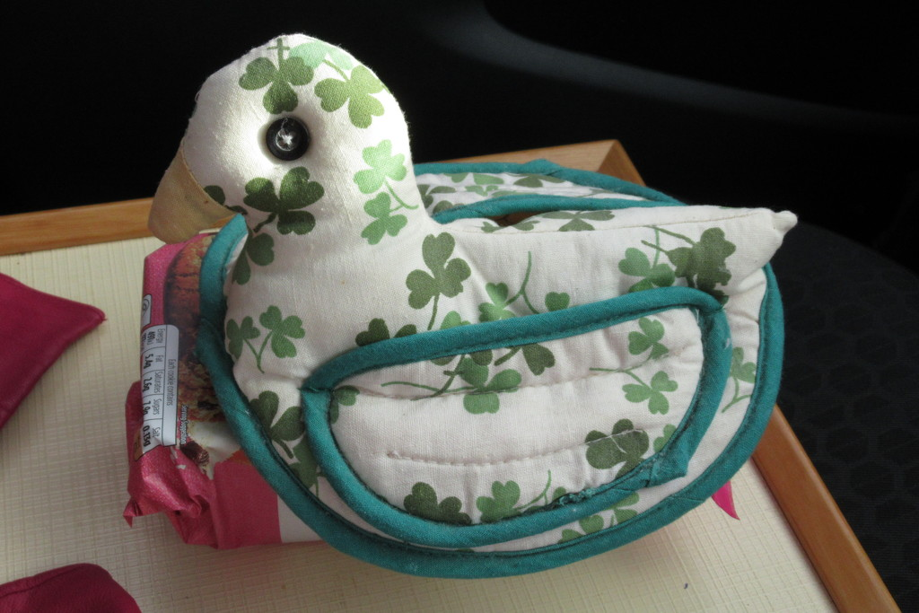 this is shamrock duck by anniesue
