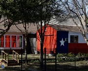 22nd Mar 2021 - The state flag of Texas