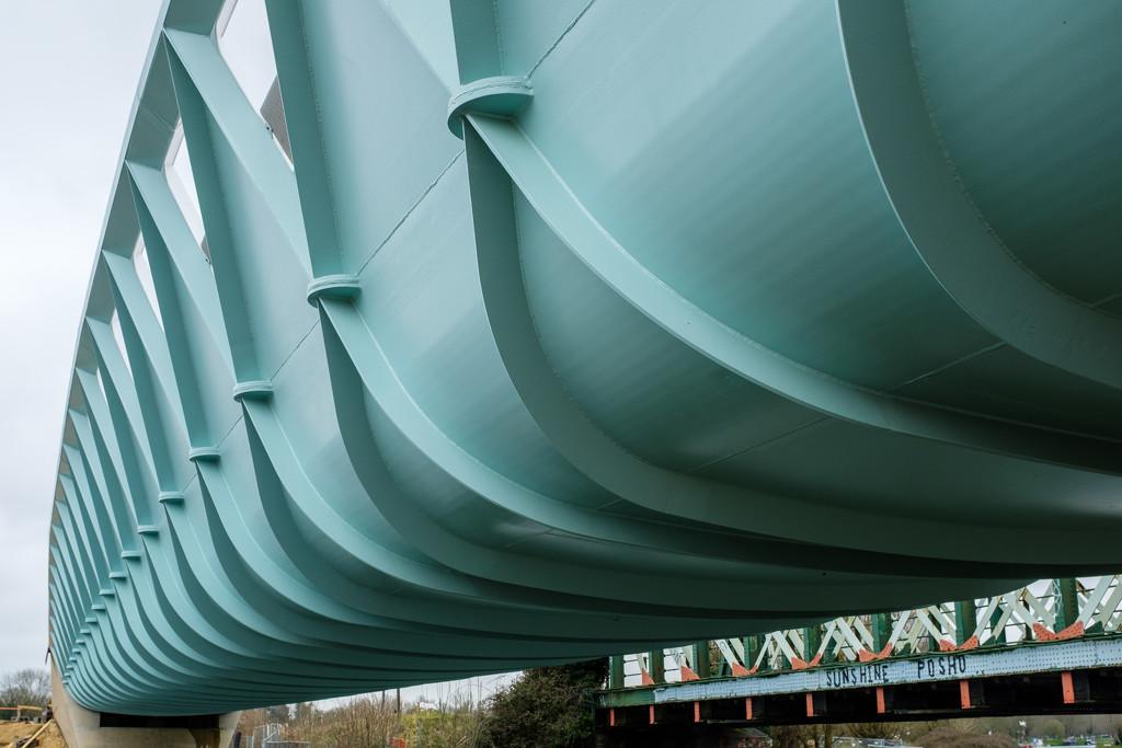 New Bridge by gbeauchamp