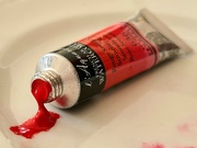 22nd Mar 2021 - Red Paint