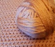 21st Mar 2021 -  A crocheted scarf.