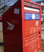 22nd Mar 2021 - Red Mail Box
