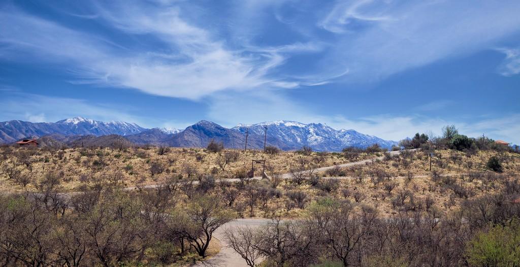 Arizona Mountains by rosiekerr