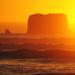 sunset orange by kali66