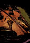 23rd Mar 2021 - Dad's old violin