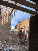 24th Mar 2021 - Moving rubble.