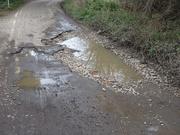 25th Mar 2021 - Potholes