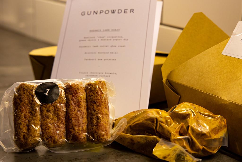 """""""Gunpowder"""" lamb roast delivery by peadar"""