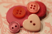 28th Mar 2021 - More pink buttons