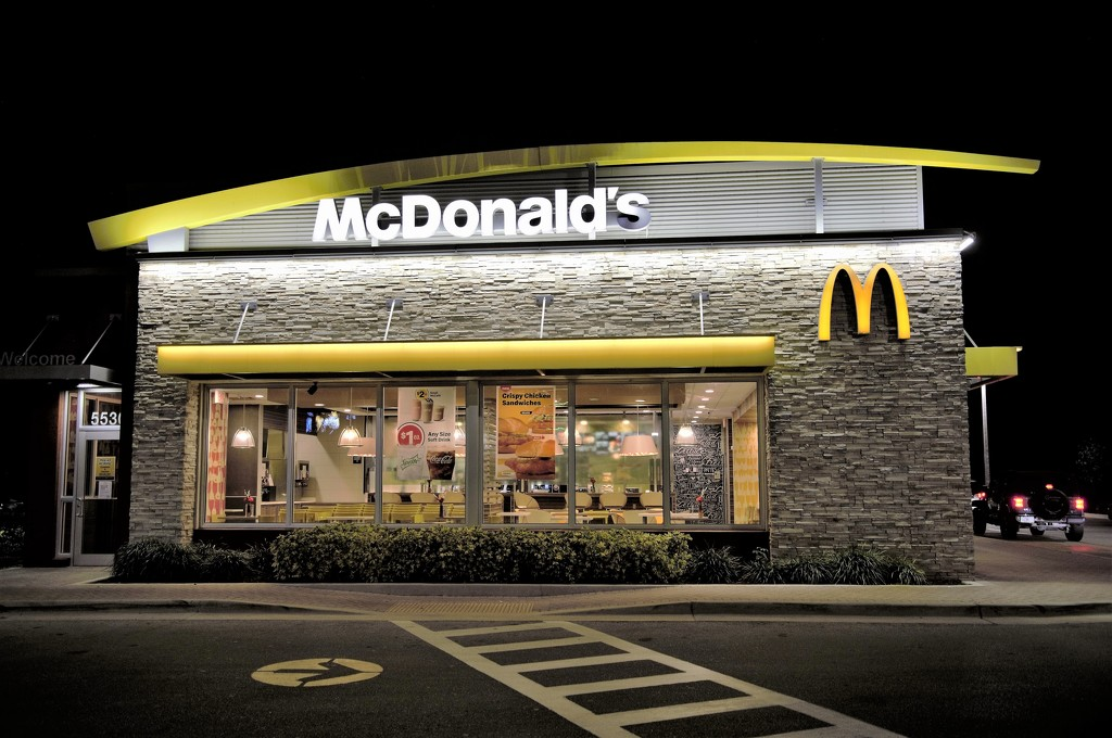 McDonald's by chejja