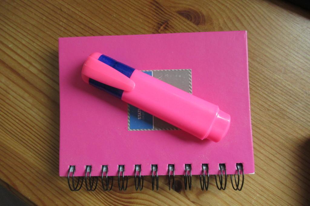 pink by anniesue