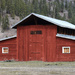 Barn Near Turah, MT