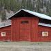 Barn Near Turah, MT