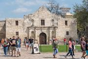28th Mar 2021 - The Alamo