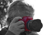 29th Mar 2021 - Did He Take A Photograph? No!!