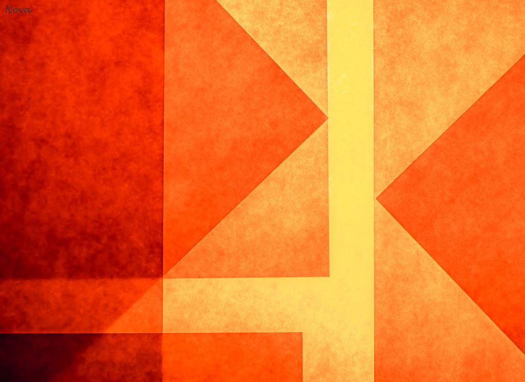 Orange paper 5 by novab