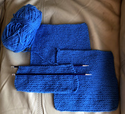 30th Mar 2021 - Knitted Squares